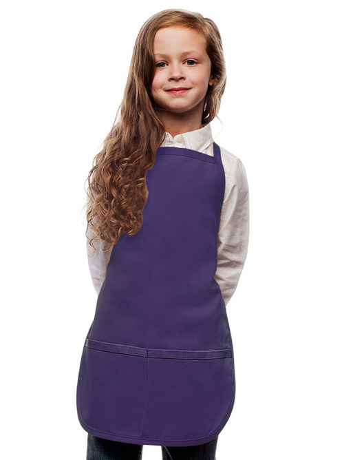 Purple Kids Apron