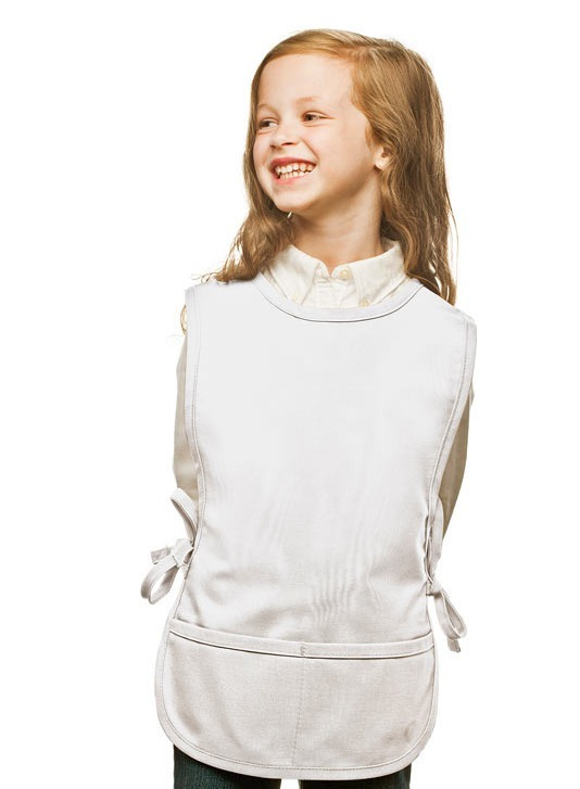 White Kids Cobbler Apron